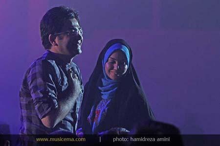 فرزاد حسنی و آزاده نامداری,عکس عروسی ازاده نامداری,عکس فرزاد حسنی