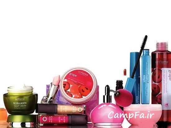 کدام عناصر موجود در لوازم آرایش ممکن است زیان آور باشند؟| www.campfa.ir