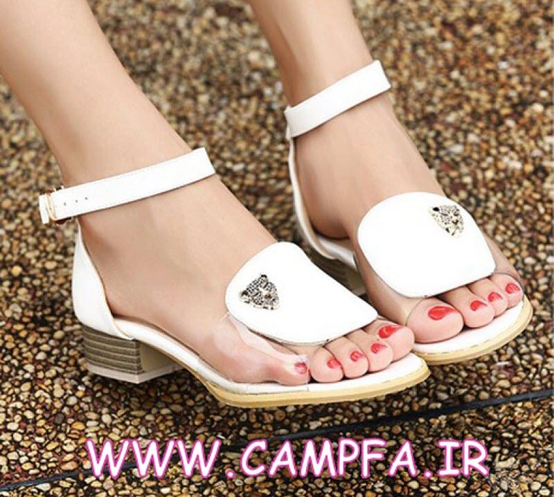 مدل کفش مجلسی دخترانه 2014 www.CampFa.ir