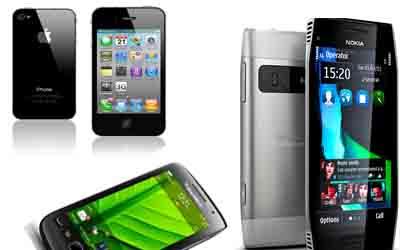 تفاوت جالب آیفون اپل با سایر گوشی ها| www.campfa.ir