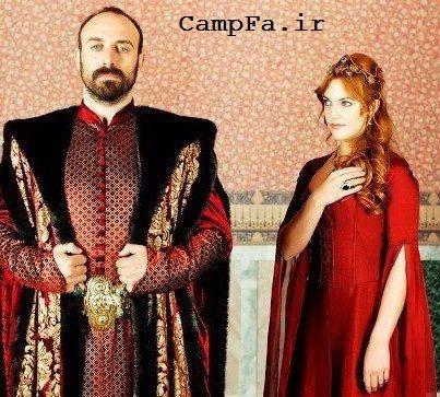 نحسی حریم سلطان، برای یک شبکه ماهواره ای! www.campfa.ir