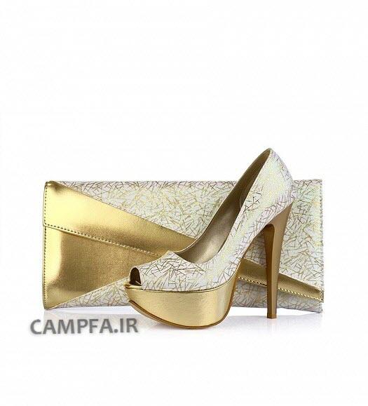 ست کیف و کفش جدید www.campfa.ir 2013