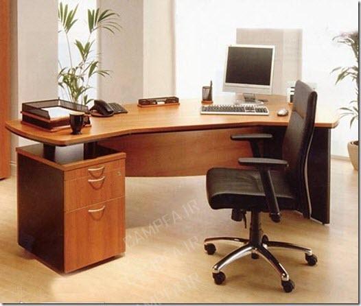 مدل دکوراسیون اداری و اتاق کار 2013 - www.campfa.ir