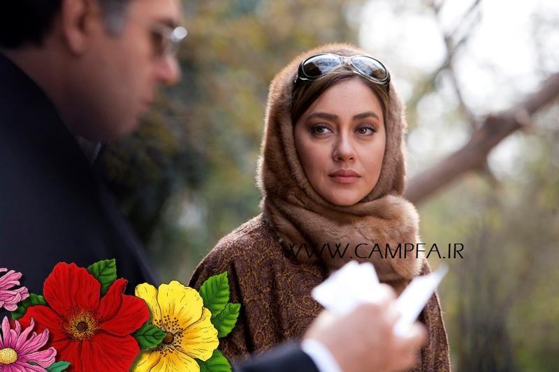 1280 انتخاب بهاره کیان افشار به جای آنجلینا جولی-www.campfa.ir