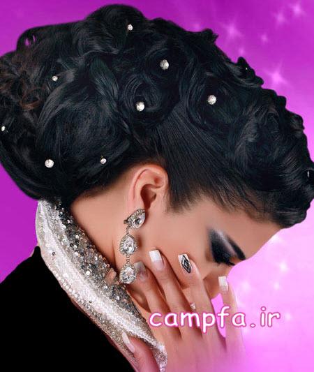 مدل های جدید شینیون عربی 2013