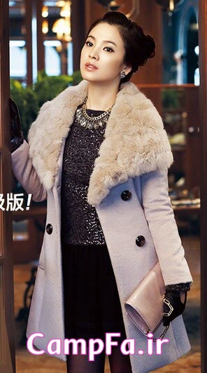 مدل پالتو دخترانه,مدل پالتو کره ایی 2014 - CampFa.ir