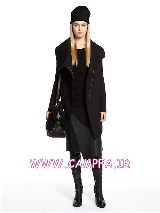 مدل های کت و پالتو زنانه زمستان 92 www.CampFa.ir
