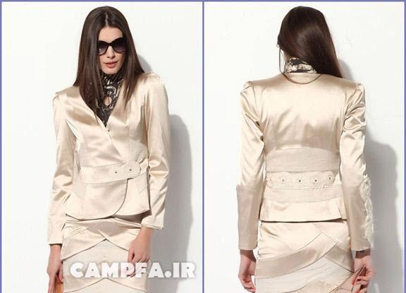 مدل های جدید کت زنانه 2013 www.campfa.ir