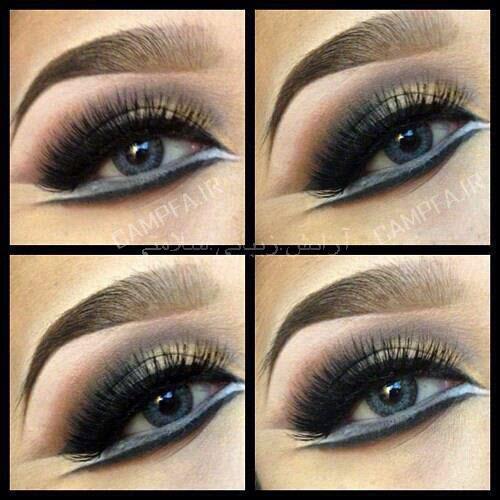 مدل های جدید سایه چشم - www.campfa.ir