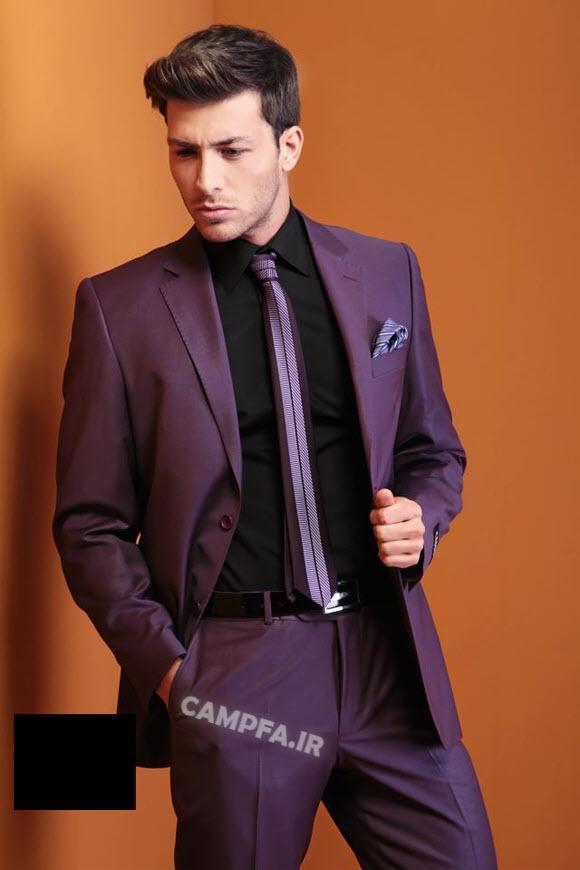 مدل های شیک کت و شلوار مردانه (دامادی) www.campfa.ir 2013
