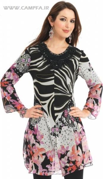 مدل لباس راحتی نارسیس زنانه 2013 | www.campfa.ir
