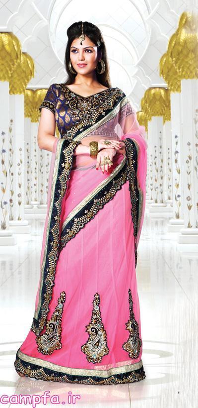 ساری هندی-لباس هندی-لباس زنانه هندی-ساری2014