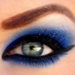 ۳ مدل آرایش چشم زمستانی