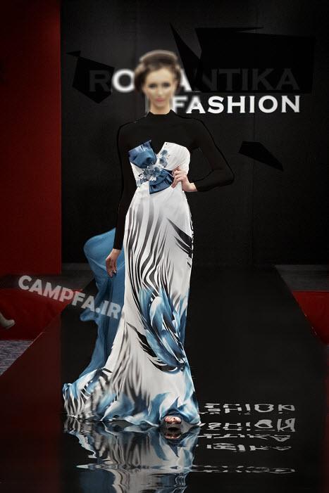 لباس مجلسی اروپایی 2013 (سری دوم ) - www.campfa.ir