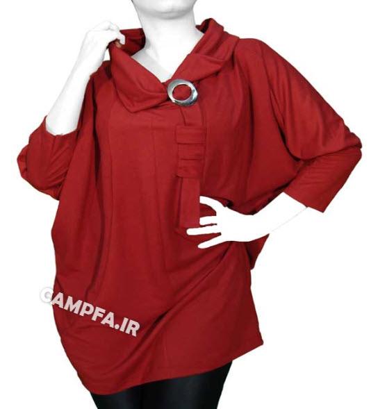مدل تونیک مانتویی سال 92 www.campfa.ir