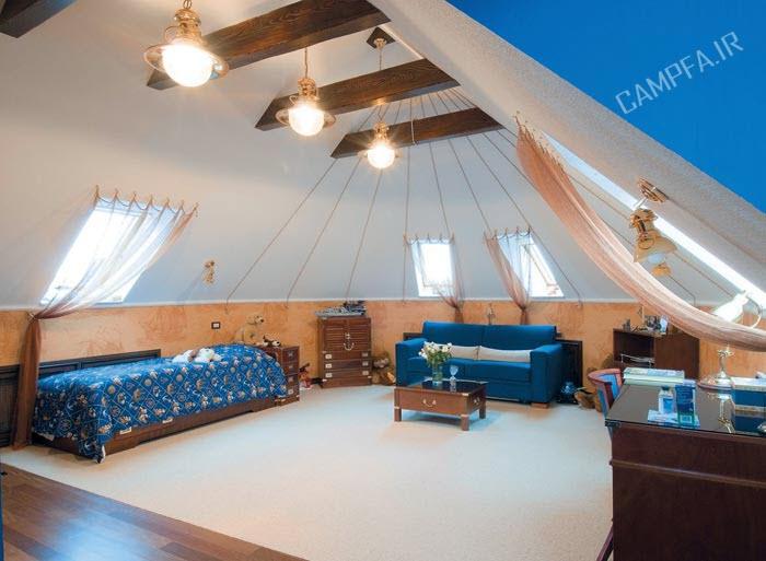 دکوراسیون داخلی منزل- www.campfa.ir