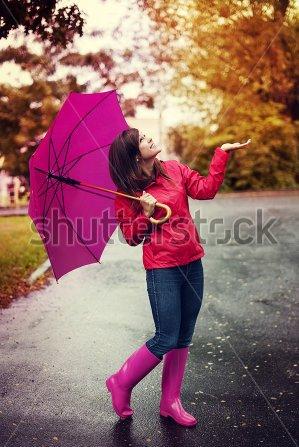زیباترین عکس های عاشقانه زیر باران,عکس های عاشقانه شاد زیر باران,زیر باران