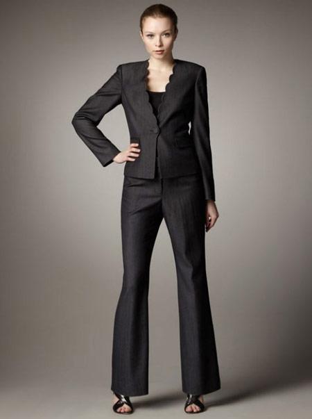 مدل کت و شلوار زنانه 2014,مدل کت و شلوار اداری زنانه 2014,جدیدترین کت و شلوارهای زنانه 2014