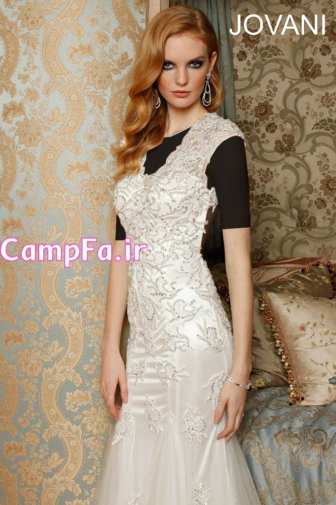 مدل لباس عروس 2014,مدل لباس عروس سفید 2014,لباس عروس 2014,