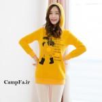 مدل های لباس زمستانی دخترانه کره ایی شیک و زیبا