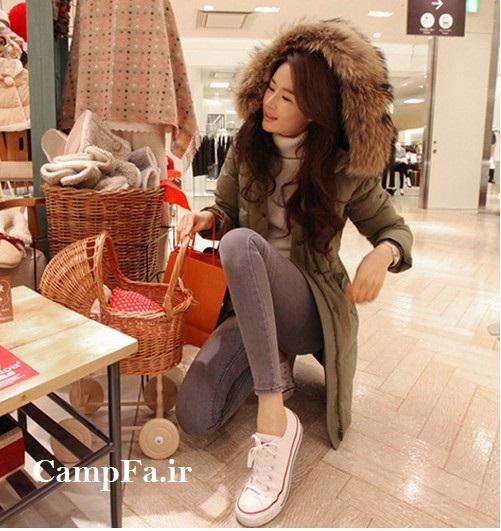 مدل لباس زمستانی ,مدل لباس زمستانی دخترانه ,مدل لباس زمستانی جدید ,مدل لباس زمستانی کره ایی ,مدل لباس دخترانه ,مدل لباس بافت دخترانه ,مدل پالتو دخترانه کره ایی