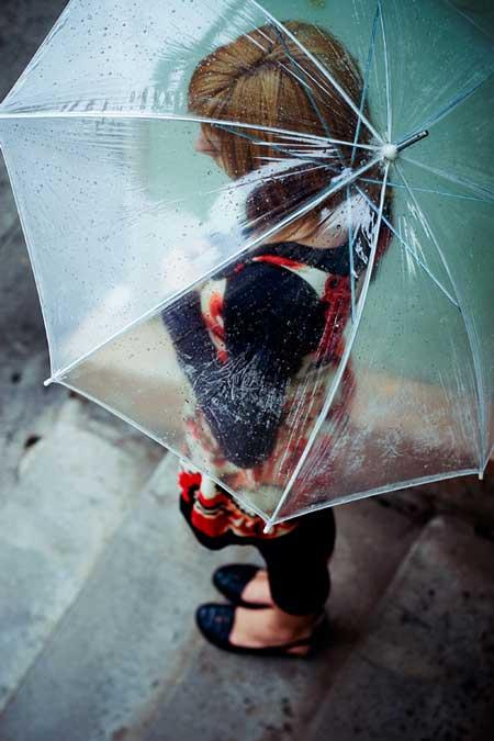 عکس های عاشقانه و تنهایی,عکس های عاشقانه زیر باران