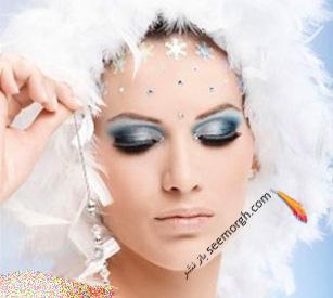 مدل آرایش چشم 2014 , آرایش ابرو, آرایش صورت 2014,مدل آرایش عروس 2014