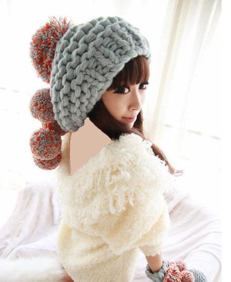 مدل کلاه بافتنی , مدل شال بافتنی , مدل لباس زمستانی , مدل لباس کره ایی , مدل لباس دخترانه , مدل لباس , مدل لباس 2014,