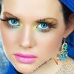 مدل آرایش چشم 2014 جدید