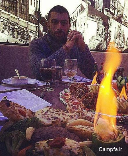 روناک یونسی و همسرش , عکس های روناک یونسی 93, پیام عاشقانه روناک یونسی